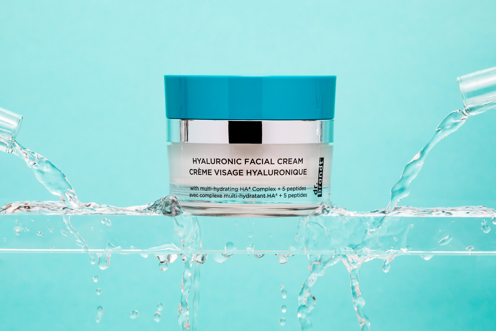 Dr. Brandt, Hyaluronic Cream, Hyaluronic Acid, Skincare, Skincare Photography, Product Photography, Makeup, Cosmetics, Makeup Photography, Cosmetic Photography, Creative Still, Jewelry, fashion jewelry, jewelry photography, product photography, product photo, studio photography, Ian Jacob, Ian Jacob Photography