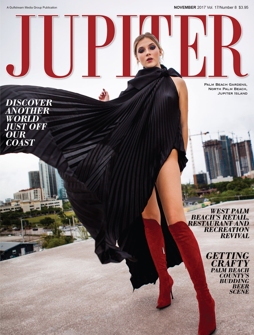 Jupiter Magazine-Cover November 2017