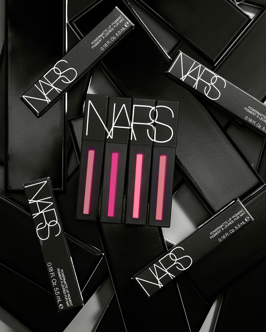 NARS, Boxy Charm, NARS, narsissist, Lipstick, Photography, Product Photography, Makeup, Cosmetics, Makeup Photography, Cosmetic Photography, Creative Still, still life, product photography, product photo, studio photography, Ian Jacob, Ian Jacob Photography