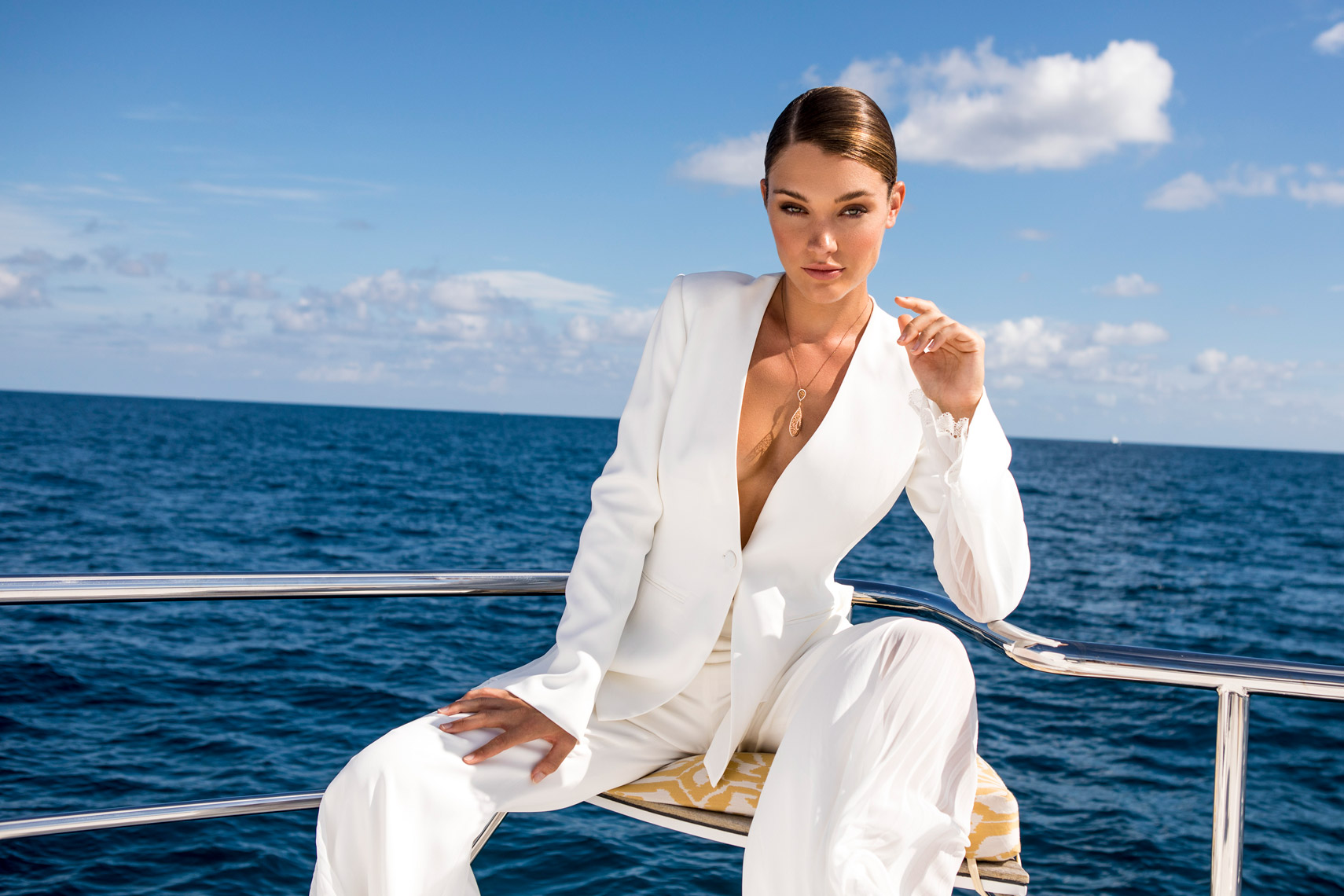 Nautical Nuances, Palm Beacher Magazine, Jupiter Magazine, Boca Life Magazine, Gold Coast Magazine, Ft. Lauderdale Magazine, Nicole Volfova, Ella Ayalon, Elite Model, Editorial, Beauty, Fashion, Ian Jacob, Ian Jacob Photography, Fashion Editorial, Yacht, Boat