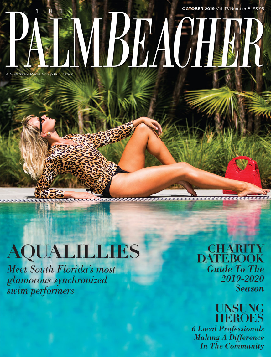 Palm Beacher Magazine, Cover, Ian Jacob Photography, Location, Palm Beach, Editorial, Fashion, Model